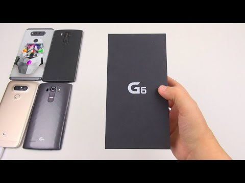 Thumbnail: LG G6 Unboxing: Should You Buy It?