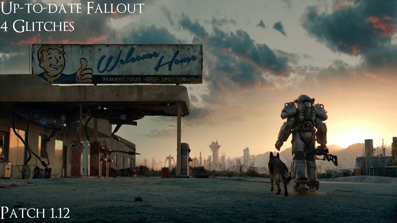 Fallout 4 1 12 Duplication Glitch Still Works On PS4, Xbox
