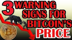 WHY BITCOIN PRICE DROP MIGHT CONTINUE. Bitcoin Price Prediction 2018 (BTC)