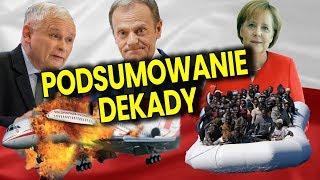 """Imigranci, Smoleńsk, PO - PIS, """"Sojusz"""" z USA - Podsumowanie 2019 i DEKADY - Analiza Komentator Film"""