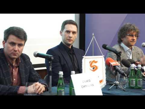 [www.pzhl.tv] Konferencja przed Campem Byrskiego w Krakowie