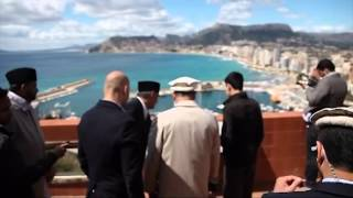Valencia: World Muslim Leader´s historic Tour to Spain in March/April 2013