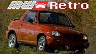 1996 Suzuki X-90 | Retro Review