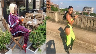 Spice & Tommie Of Love & Hip Hop Clash Of Words On IG! It's Not Part Of The Show