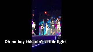 Red Velvet - Bad Boy (Eng ver.) with Eng sub @ K-con in USA