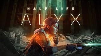 HALF LIFE: ALYX ☣️ 001: Das BESTE VR aller Zeiten?
