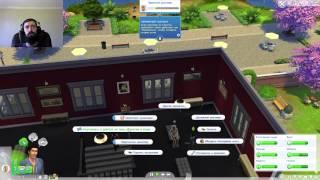 Прохождение Sims 4 - 4. Путешествия