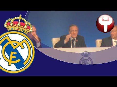 """Florentino Pérez: """"Si no vengo yo en el 2000, el Madrid no sería de sus socios"""""""