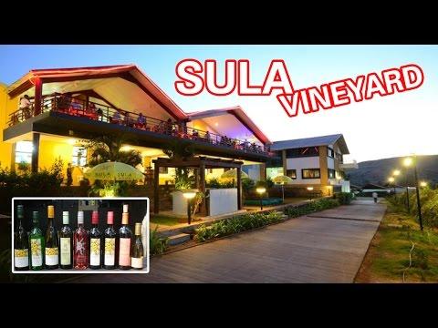 Sula Vineyards Nashik