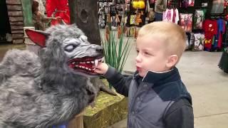 Spirit Halloween store visit