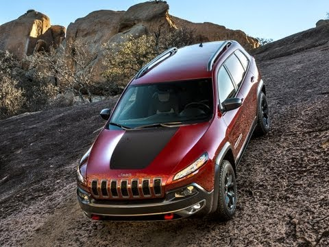 2014 Jeep Cherokee: Polarizing Design Explained by Jeep CEO ( Episode 1 )