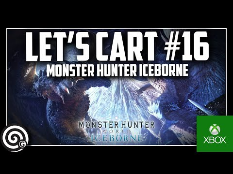 Switchaxe or Lance? MR 99 Tonight! LETS CART #16 | MHW Iceborne