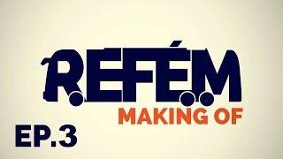 Vídeo - Making Of – Refém Episódio 3