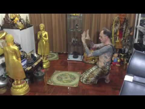 How to Bow to Buddha (Alternative Thai Version)