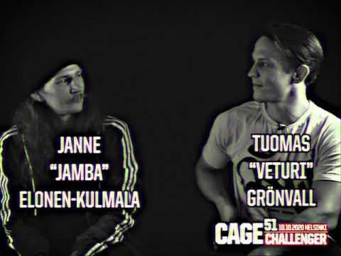 CAGE 51 MMA: Best Talkshow Ever, 3. Episodi