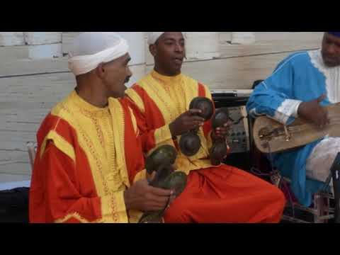 Magic Morocco - Gnawa music - segment1
