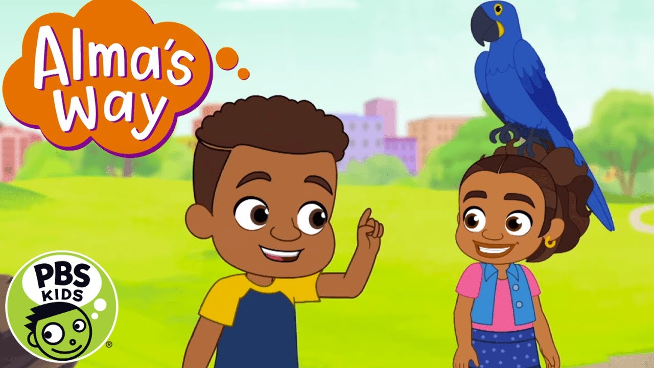 Meet Junior! | NEW SHOW Alma's Way | PBS KIDS