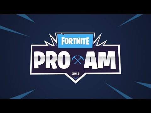 Fortnite Celebrity Pro-Am | #FortniteProAm