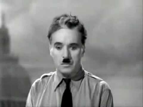 El Mejor Discurso de la Historia Charles Chaplin