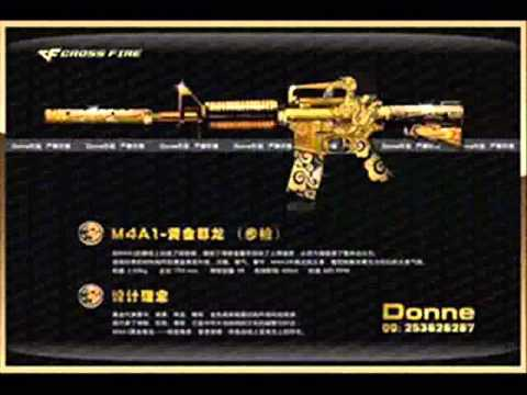 Súng Vip CF - Nice Gun in Cross Fire