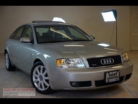 2004 Audi A6 2.7T S-Line c5 Quattro Sedan