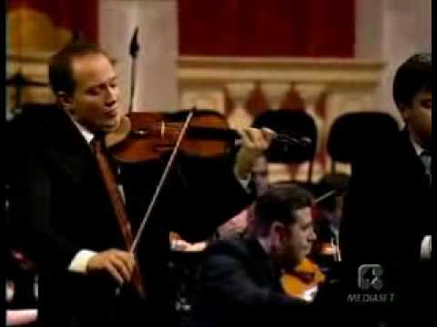 Mozart Sinfonia Concertante 3rd. mov, Francesco Manara, Simonide Braconi.