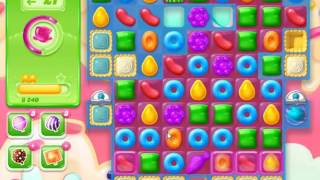 Candy Crush Jelly Saga Level 498 - NO BOOSTERS