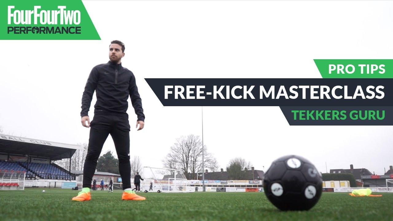 How to take the perfect free-kick   Tekkers Guru