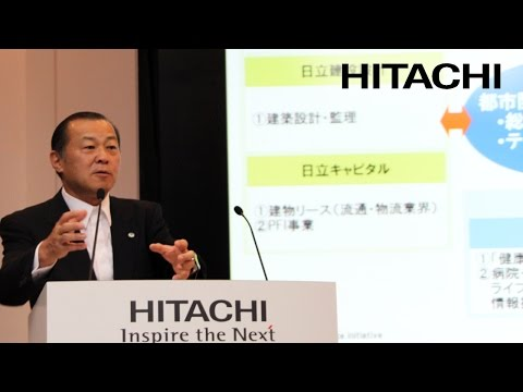 """Hitachi IR Day 2015"" Urban Planning and Development Systems Business session - Hitachi"