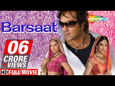 Barsaat  2005 HD  Hindi Full Movie  Priyanka Chopra  Bob Deol  Bipasha  With Eng Subtitles