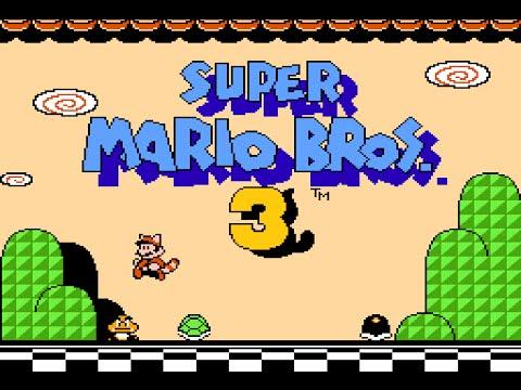 Super Mario 3 ►#01「เกม8-bitดักแก่ใครทันเกมนี้แปลว่า20+」