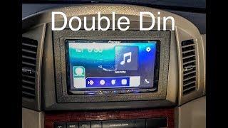 Double Din Installation: 2005 Jeep Grand Cherokee WK