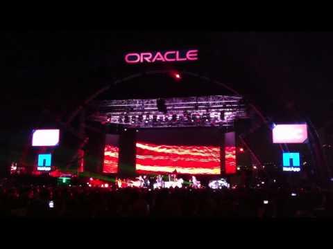 Black Eyed Peas - Boom Boom Pow (Oracle OpenWorld 2010 Appreciation Event)