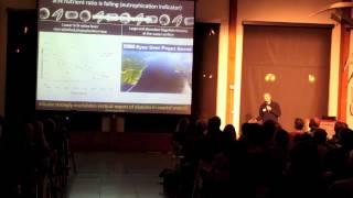 Lightning Talks: Christopher Krembs - Shifting Nutrient Ratios & Plankton Biomass in Puget Sound