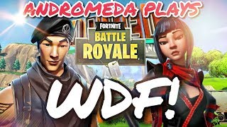 Glitches INTENSE And WDF Moments Fortnite !!!
