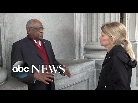 'Oh yeah, we can. Will we? I'm not sure': Rep. Clyburn on if Dems can beat Trump