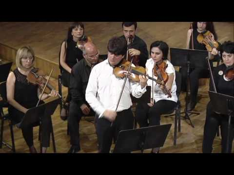 Fedor Rudin and the NCOA  -  Vivaldi's The Four Seasons