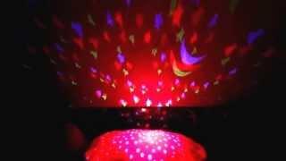 Обзор Музыкальный проектор ночник Черепаха - купить