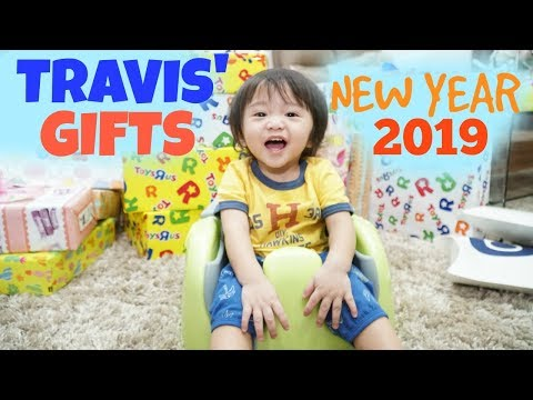 TRAVIS' GIFTS New Year's Eve 2019