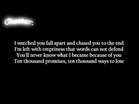 Linkin Park - Powerless [Lyrics on screen] HD