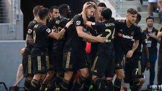GOAL Walker Zimmerman | LAFC 2 - 0 San Jose