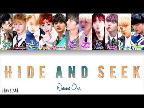 Free Download Wanna One - 술래 (hide And Seek) (indo Sub) [chanzlsub] Mp3 dan Mp4