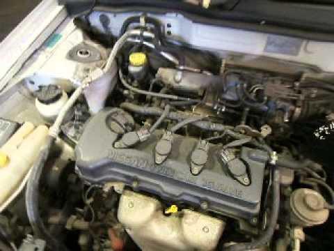 2013 Nissan Sentra Wiring Wrecking 2001 Nissan Pulsar 1 6 Qg16 N16 J12402 Youtube