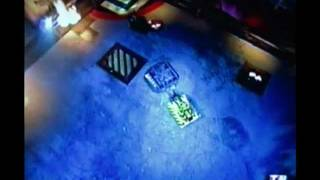 Robot Wars Panic Attack vs. Spawn of Scutter