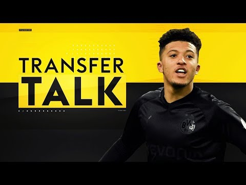 Which Premier League Side Is Most Likely To Sign Jadon Sancho? | Transfer Talk
