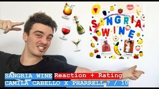 Baixar Camila Cabello X Pharrell Williams  - Sangria Wine | Reaction and Rating