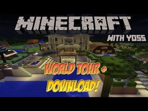 MINECRAFT :: COMPLETE WORLD TOUR + DOWNLOAD!  (EP56)
