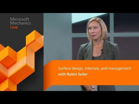 Surface design, internals, and management thumbnail