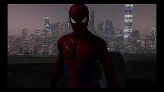 Marvel's Spider-Man повторяем сцены из фильмов