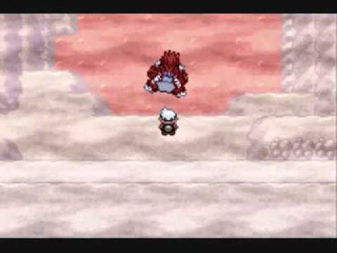 How to Catch Groudon In Emerald